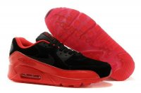 Womens Air Max 90 Black/Red