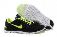 Mens Nike Free TR Fit Black Green