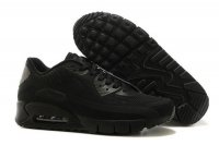 Mens Air Max 90 Breathe All Black
