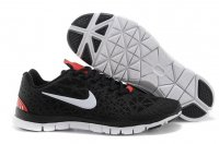 Mens Nike Free TR Fit Black Silver