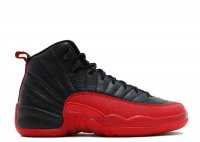 "air jordan 12 retro bg (gs) ""flu game 2016 release"""