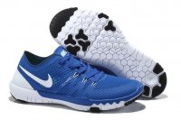 Mens Nike Free 3.0 V3 White Blue