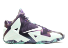 "lebron 11 - as ""gumbo league"""