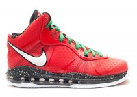 "lebron 8 v/2 (gs) ""christmas"""