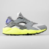 Nike Air Huarache Wolf Grey Volt