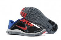 Mens Nike Free 4.0 V3 Red Black
