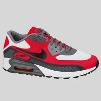 Nike Air Max Lunar90 C3.0 White Black University Red