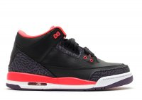 "air jordan 3 retro (gs) ""crimson"""