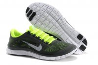 Mens Nike Free 3.0 V5 Black Green