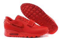 Womens Nike Air Max 90 Air Yeezy 2 SP Red