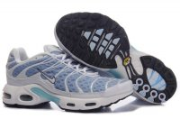 Mens Nike Air Max TN I Lightblue White