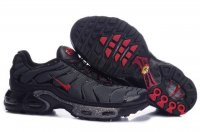 Mens Nike Air Max TN Red Black