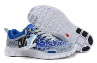 Mens Nike Free 6.0 Spiderman Grey Blue
