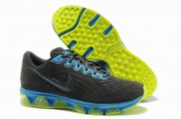 Mens Air Max 2015 Fur Black Blue