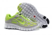 Womens Nike Free 3.0 Grey Green