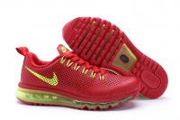 Mens Nike Air Max 2014 Red Yellow