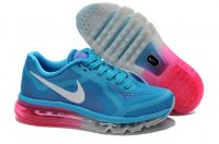Womens Nike Air Max 2014 White Blue