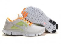 Womens Nike Free 5.0 V3 White Green