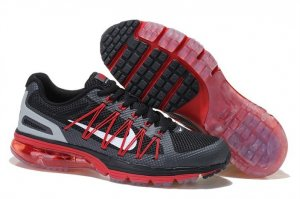 Mens Air Max 2020 Black Red