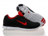 Mens Nike Free 5.0 Black Red