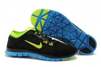 Mens Nike Free TR Fit Black Blue