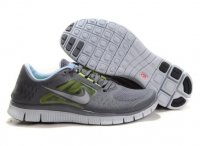 Mens Nike Free 5.0 V3 White Grey