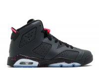 "air jordan 6 retro gg (gs)""hyper pink"""
