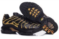Mens Nike Air Max TN I Black Gold