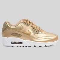 Nike Air Max 90 LTR (GS) Metallic Gold White