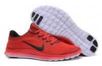 Mens Nike Free 3.0 V6 Red Black