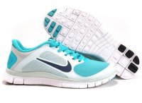 Womens Nike Free 4.0 V3 White Moon