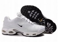 Womens Nike Air Max TN White Black