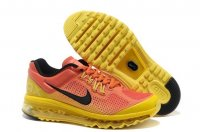 Womens Air Max 2013 Orange Yellow
