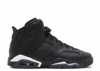 "air jordan 6 retro (gs) ""black cat"""