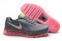 Womens Nike Air Max 2014 Grey Pink