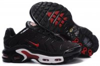 Womens Nike Air Max TN Black Deep Red