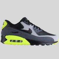 Nike Air Max 90 LTR Black Wolf Grey Dark Grey