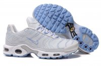 Mens Nike Air Max TN White Blue