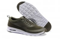 Mens Air Max 2014 Thea Print Olive Green