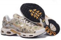 Mens Nike Air Max TN I White Wheat