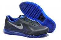 Mens Nike Air Max 2014 Deep Grey Blue
