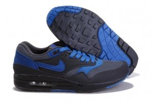 Mens Air Max 87 Black Blue