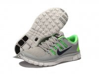Mens Nike Free 5.0 V2 Grey Black