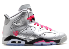 "air jordan 6 retro gg (gs) ""valentines day"""