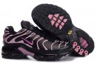 Womens Nike Air Max TN Black Light Red