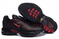 Mens Nike Air Max TN Black Red