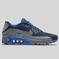 Nike Air Max 90 Ultra BR Obsidian Cool Grey Game Royal