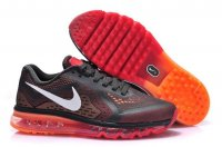 Mens Nike Air Max 2014 Black Red