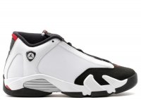 "air jordan 14 (gs) ""black toe"""