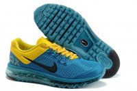 Mens Air Max 2013 Lake Blue